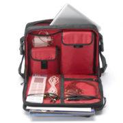 DIGI Bag detail1 — black-red