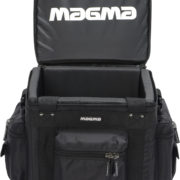 LP-Bag 100 Trolley black-black open