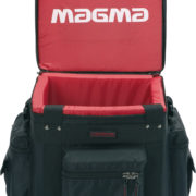 LP-Bag 100 Trolley black-red open