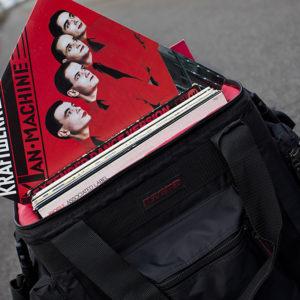 сумки DJ для 60-100 LP